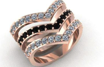 3-Layer Stackable Rings