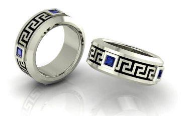 Celtic Design Rings